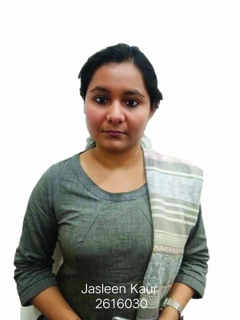 Jasleen Kaur