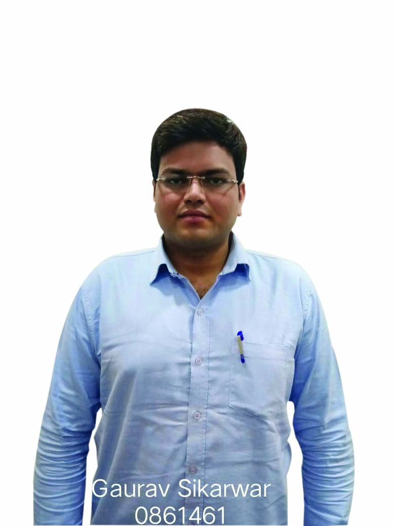 Gaurav Sikarwar