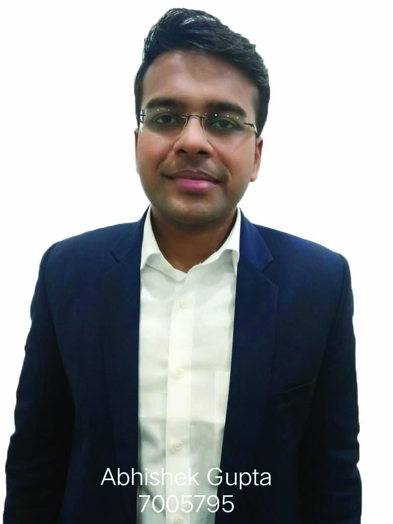 Abhishek Gupta
