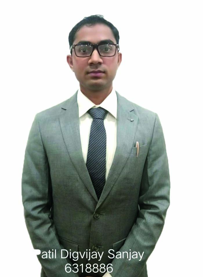 Patil Digvijay Sanjay