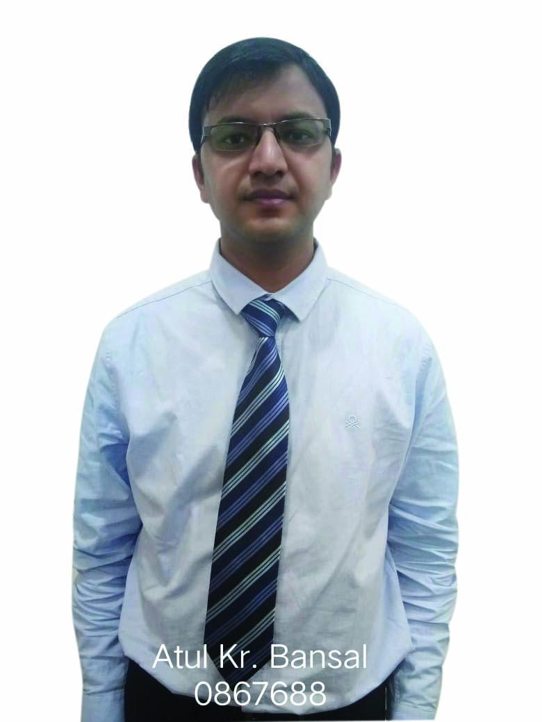 Atul Kumar Bansal