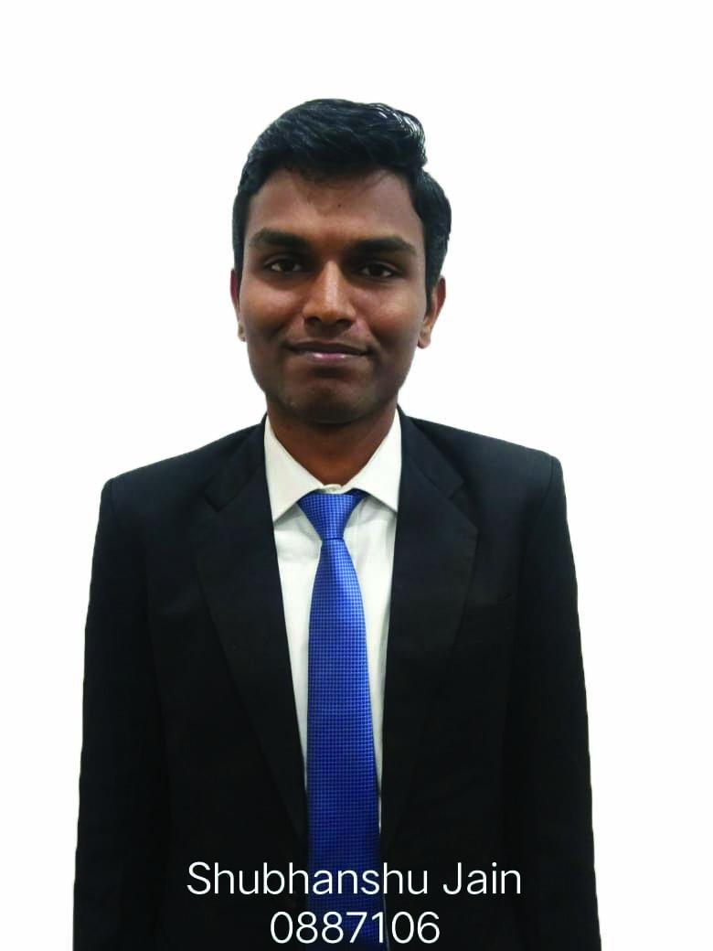 Shubhanshu Jain