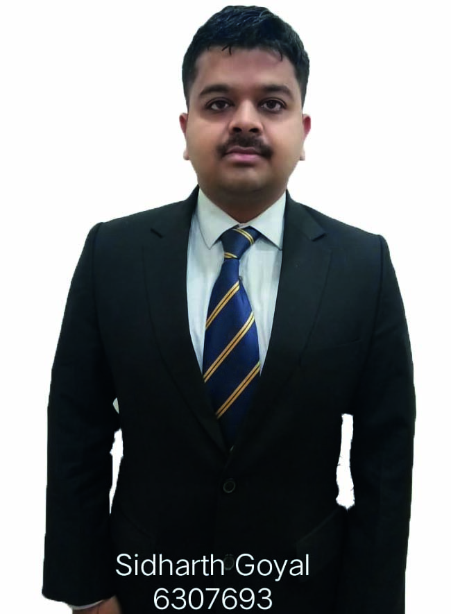 Sidharth Goyal