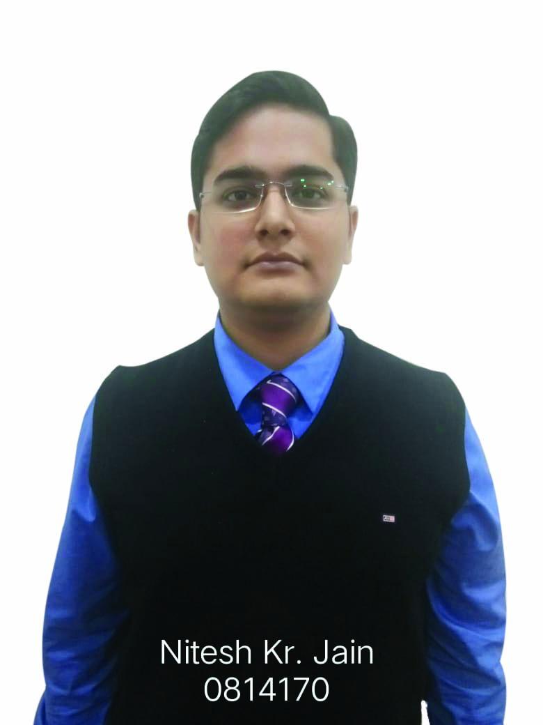 Nitesh Kumar Jain
