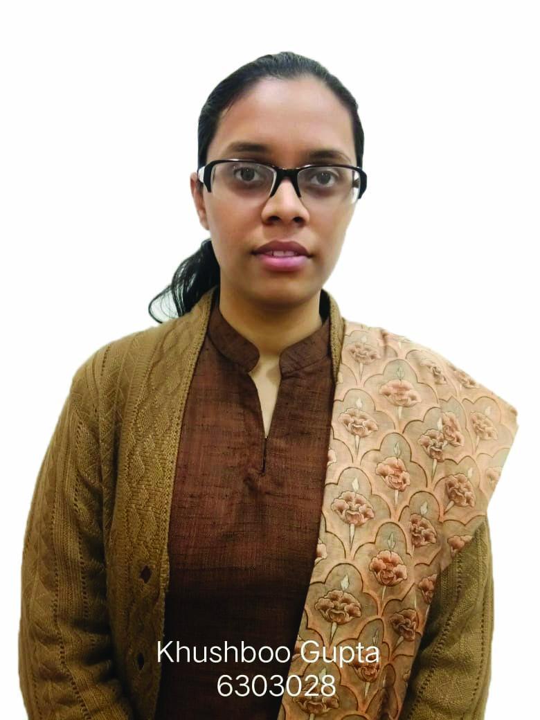 Khushboo Gupta