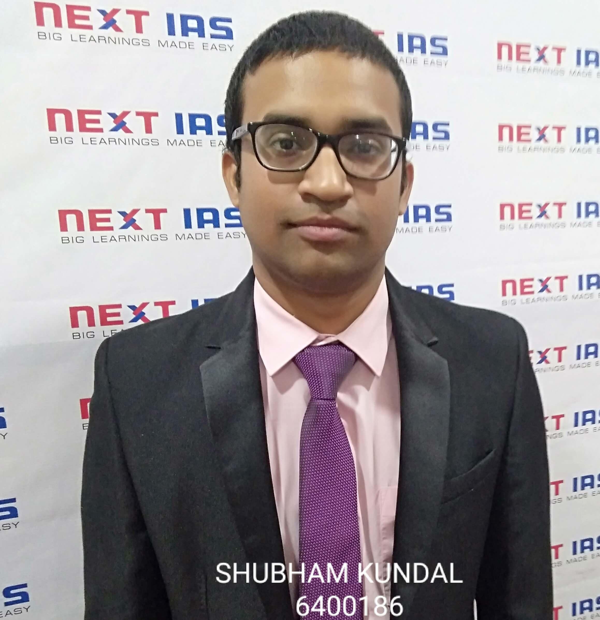 SHUBHAM KUNDAL