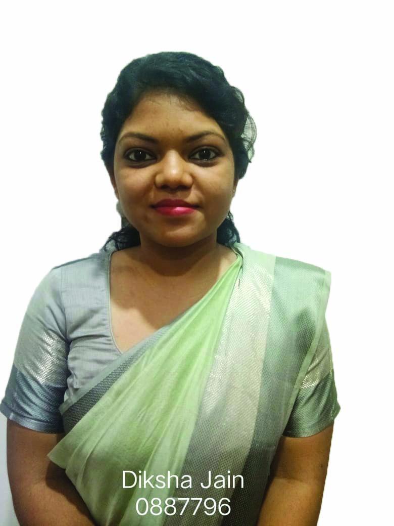 Deeksha Jain
