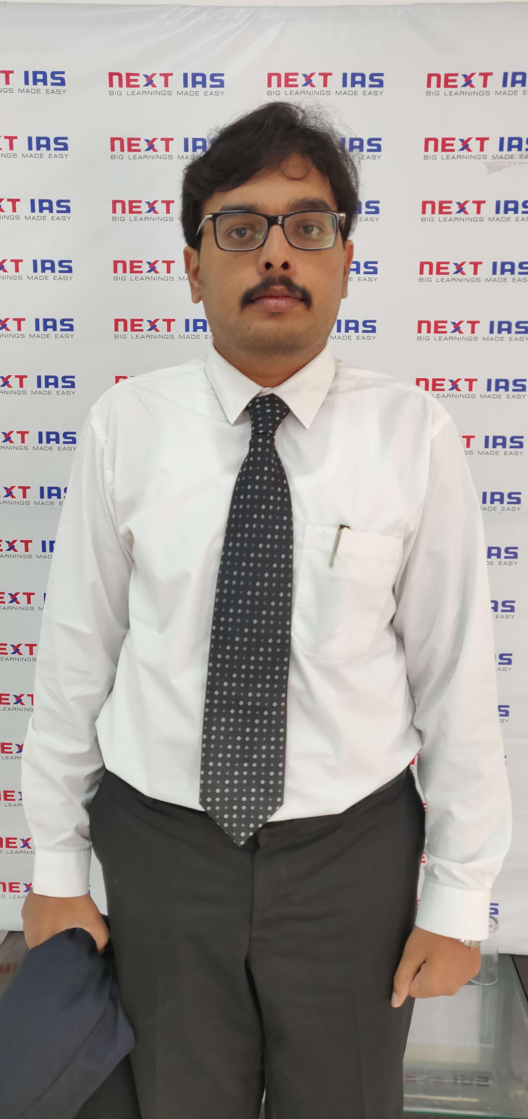 BHARATH KUMAR V